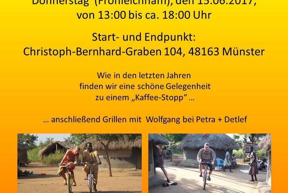6. Lichtstrahl-Radtour