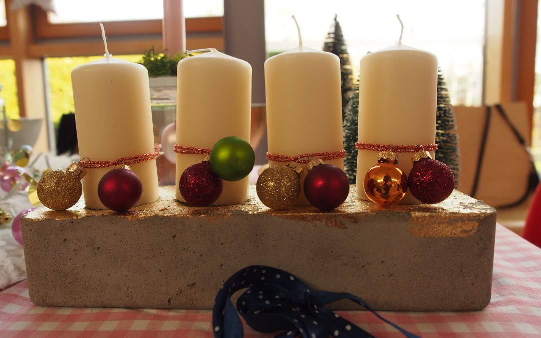 Weihnachtliche Lichtstrahlen im LaVie.