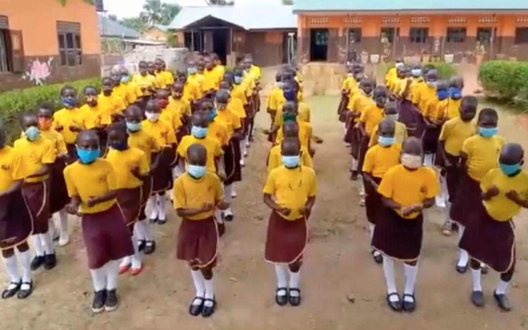Lichtstrahl Uganda Musikvideo